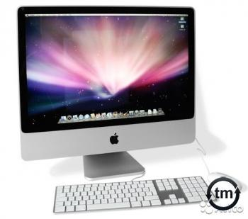 Моноблок apple iMac 24 Core 2 Duo Купить Москва Mac