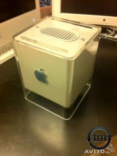 Apple PowerMac G4 Cube 1.66GHz Intel CoreDuo Купить Москва Mac