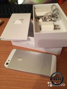 Apple iPhone 5 16Gb White Купить Москва iPhone