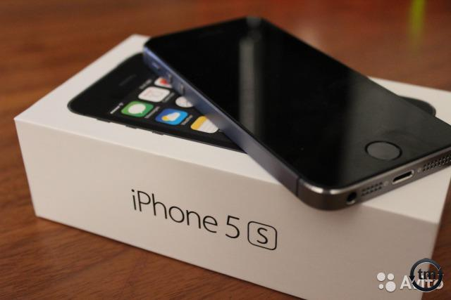 bbcbf3d41569c Apple iPhone 5s - 16GB - Space Gray Купить Телефон в Москва, iPhone ...